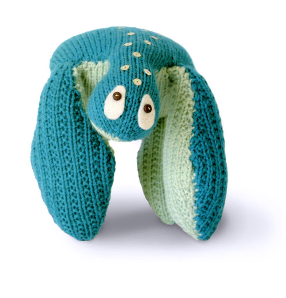 Knit Dinosaur Pattern : In Review: Knitted Dinosaurs ~ An Accidental Knitter