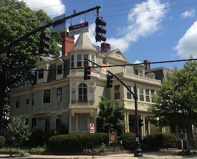 Charles L. Eaton House, Broadway, Providence RI