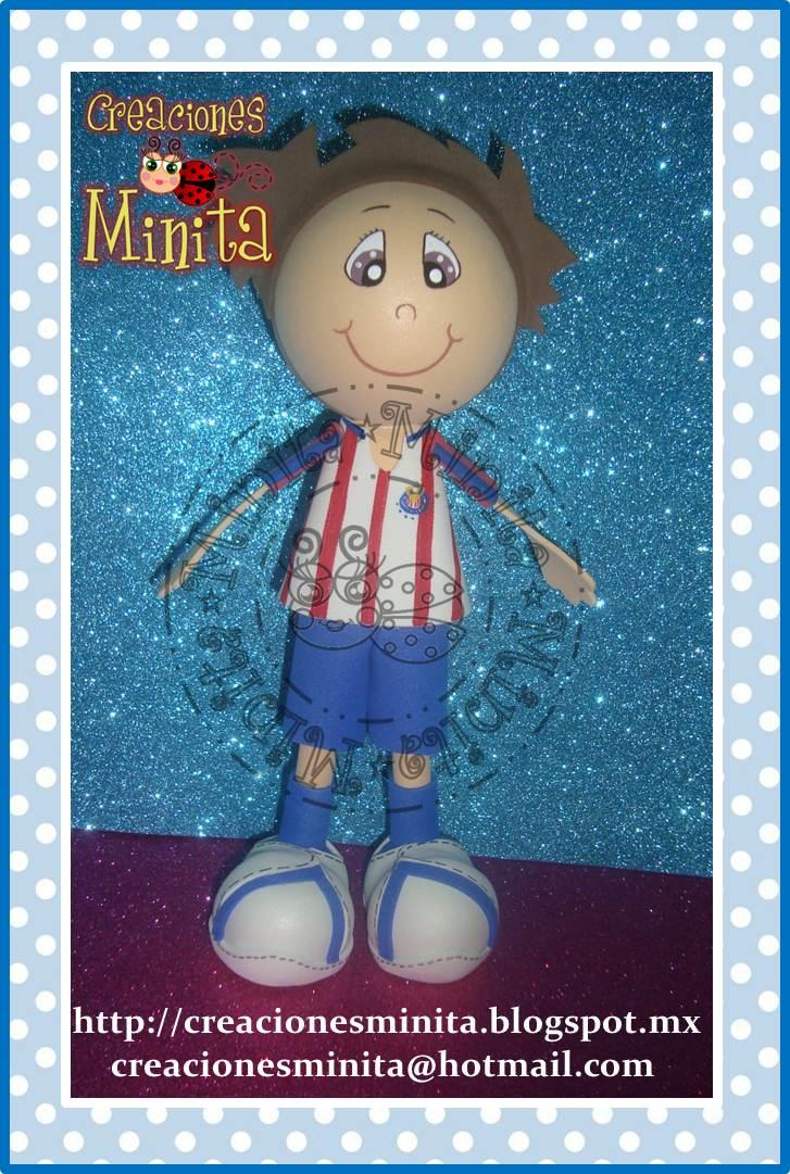 Fofucho Futbolista de las Chivas