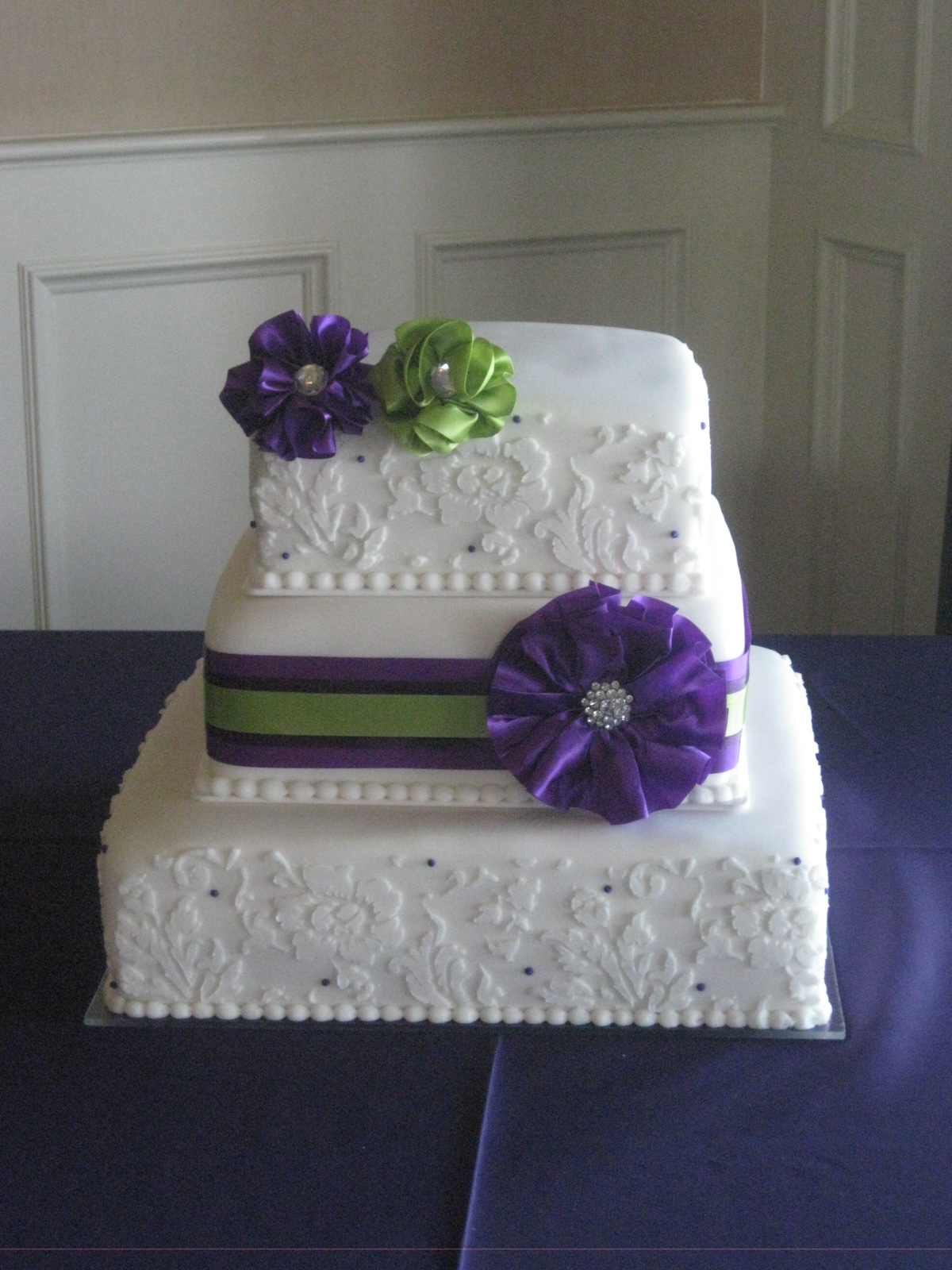 Wedding Cakes by Dawna Adorable Summer Cake