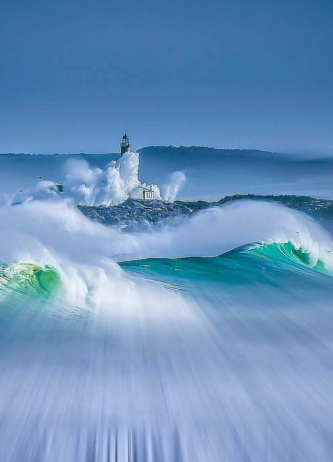 Powerful Waves