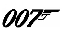 Logotipo 007 Películas James Bond