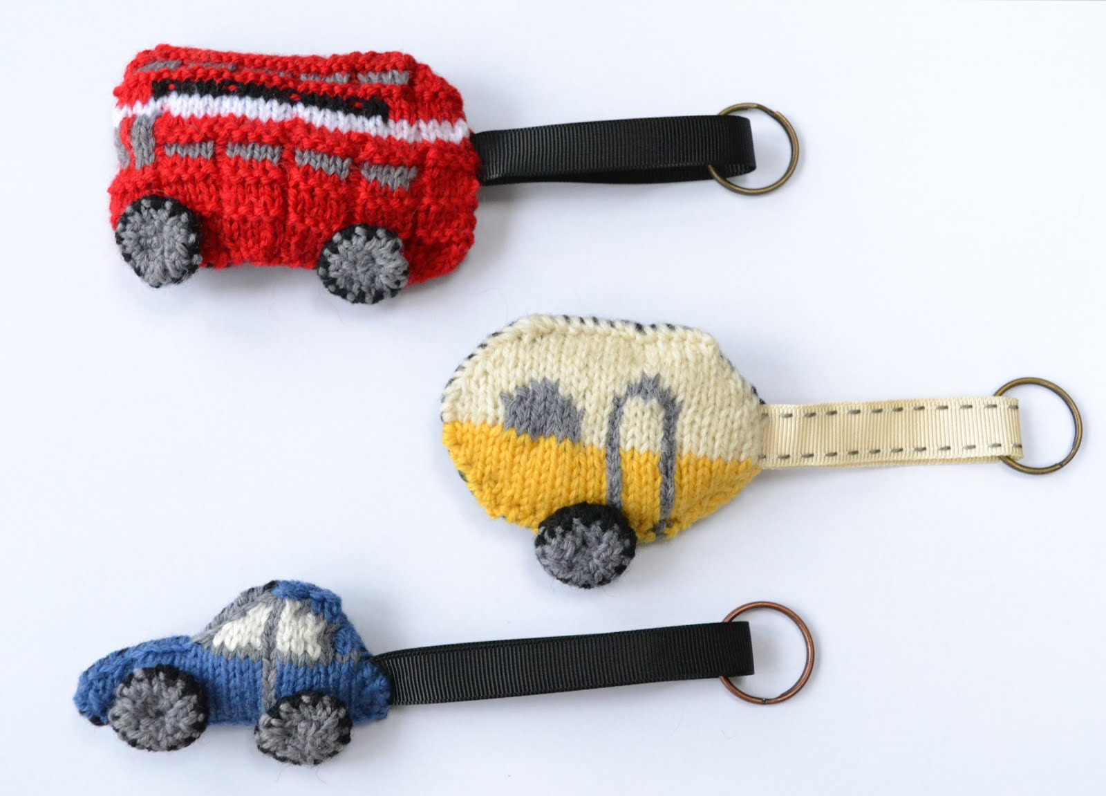 Transport Keyrings