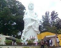Wisata Religi Patung Dewi Kwan Im
