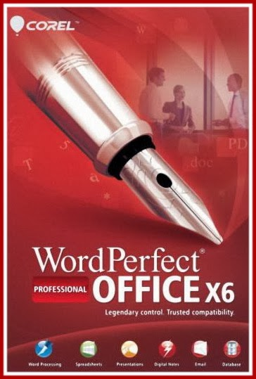 Corel WordPerfect Office X6 16 SP2 (2014)