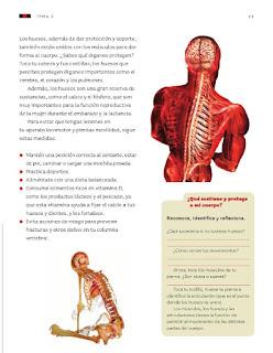 Apoyo Primaria Ciencias Naturales 4to grado Bloque I tema 2 Acciones para favorecer la salud