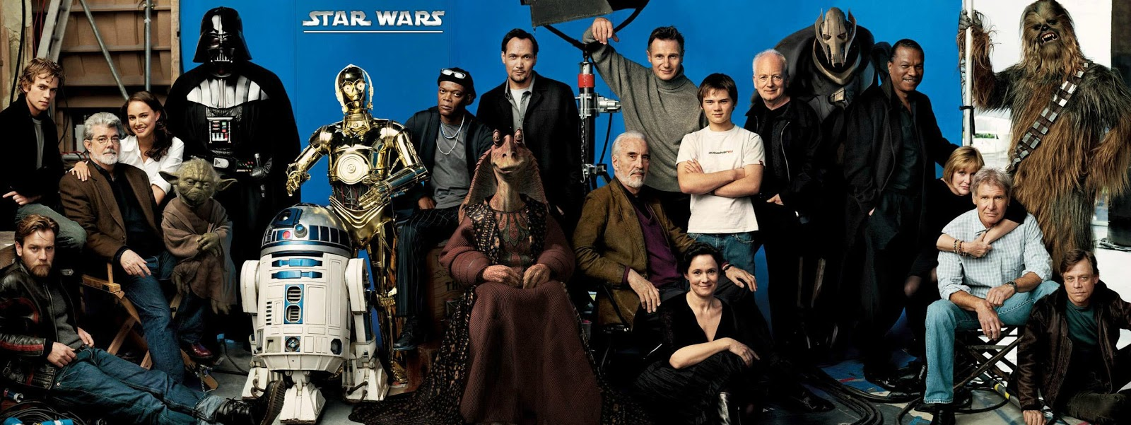 actores de Star Wars