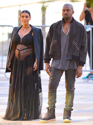 Photos: Kim K puts her baby bump on display in sheer dress 2C34014900000578-3231562-The_duo_arrived_at_the_dockside_event_at_sunset-m-112_1442021127839