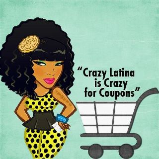 Crazy Latina is Crazy 4 Coupons