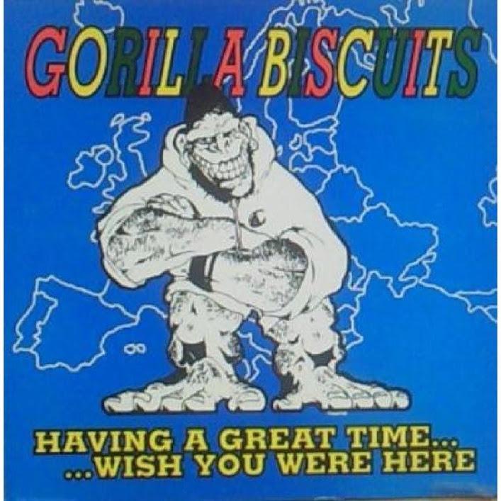 gorilla biscuits slut