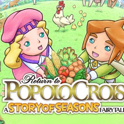 Imágenes en inglés de Return to PopoloCrois: A Story of Seasons Fairytale