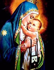 Novena, Virgen del Carmen