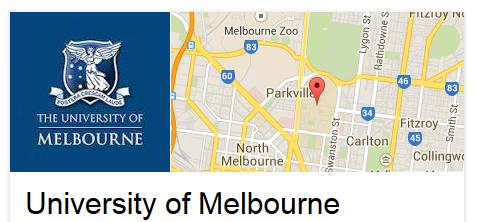 Melbourne University Australia