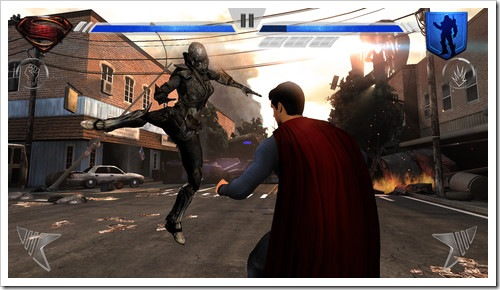 screenshot 3 Man of Steel 1.0