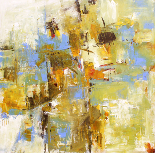 Elizabeth Chapman: Harvest, Contemporary Expressionistic ...