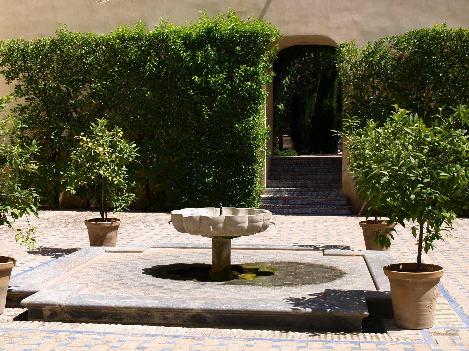 Sevilla daily photo alc zar 26 el jard n de troya - Jardines de sevilla ...