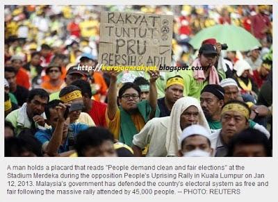 Himpunan Kebangkitan Rakyat Stadium Merdeka