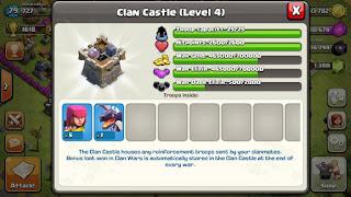 Tips Mendapatkan Dark Elixir Di Updatean Terbaru Clash Of Clans