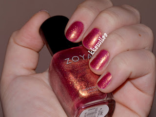 Zoya Irresistible - Tinsley