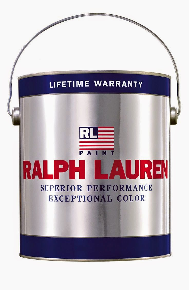 Focal point styling welcome back ralph lauren paint to for Where to find ralph lauren paint