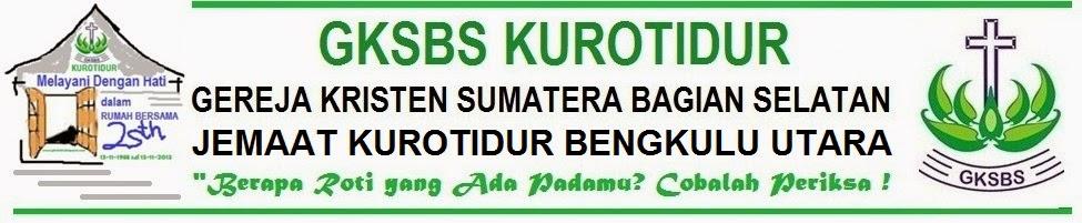 GKSBS KUROTIDUR