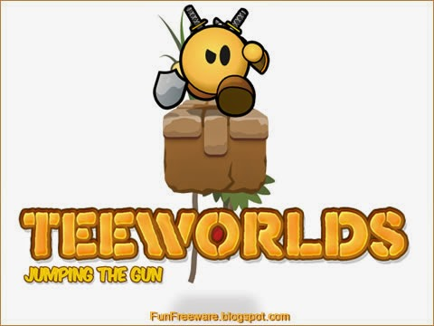 Free Online Multiplayer Game - Teeworlds