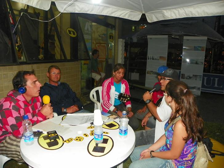 Surfistas na Rádio Ipanema - Cristiano Figo