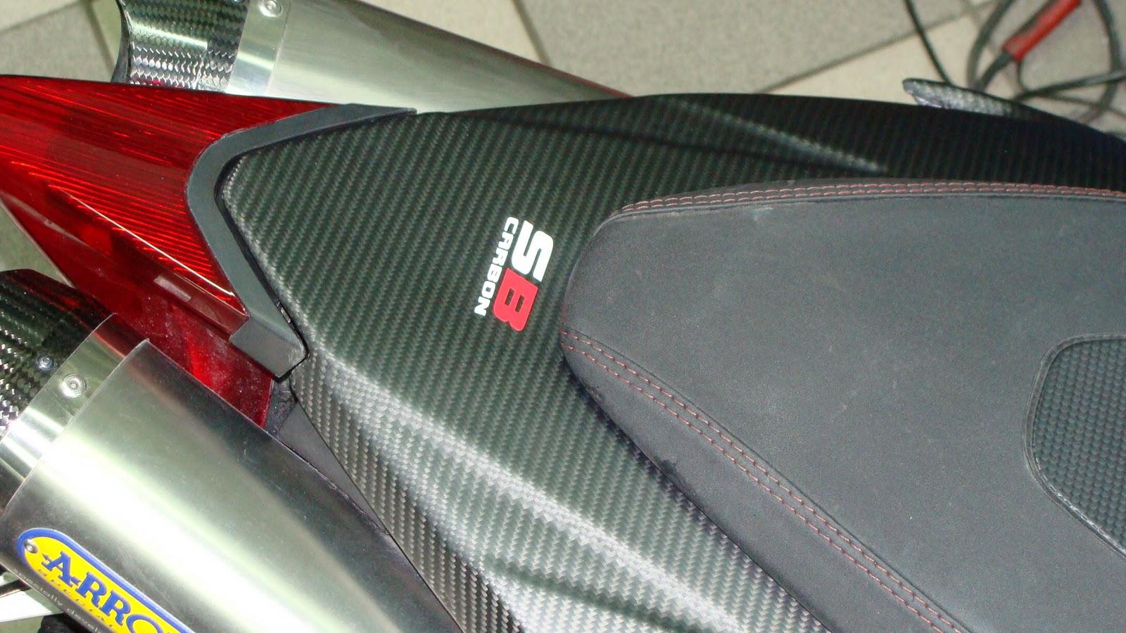 Sb Carbon Aprilia Dorsoduro 750 Carbon Parts
