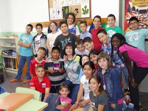 Visita al col·legi Doctor Barcia Goyanes