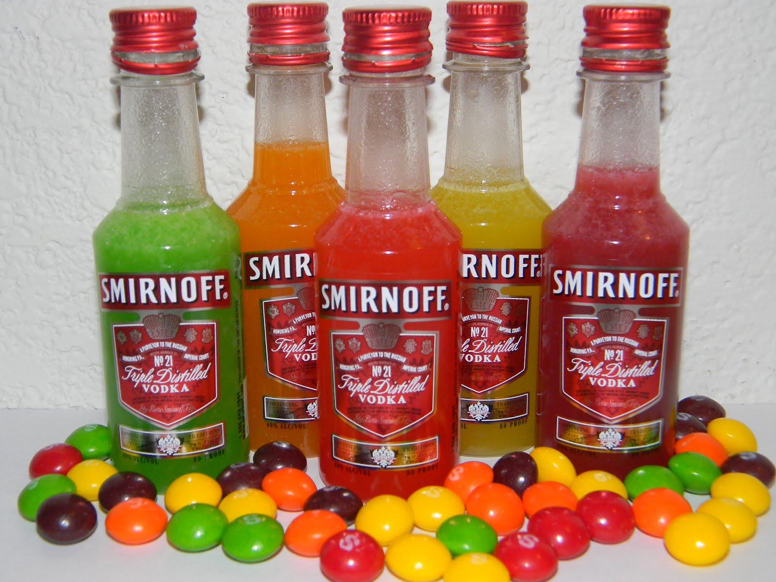Brandys Creations Skittles Vodka