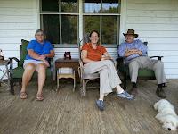 Marion, Stephanie & Marc Postlewaite Foxfire Mountain Sevierville, TN