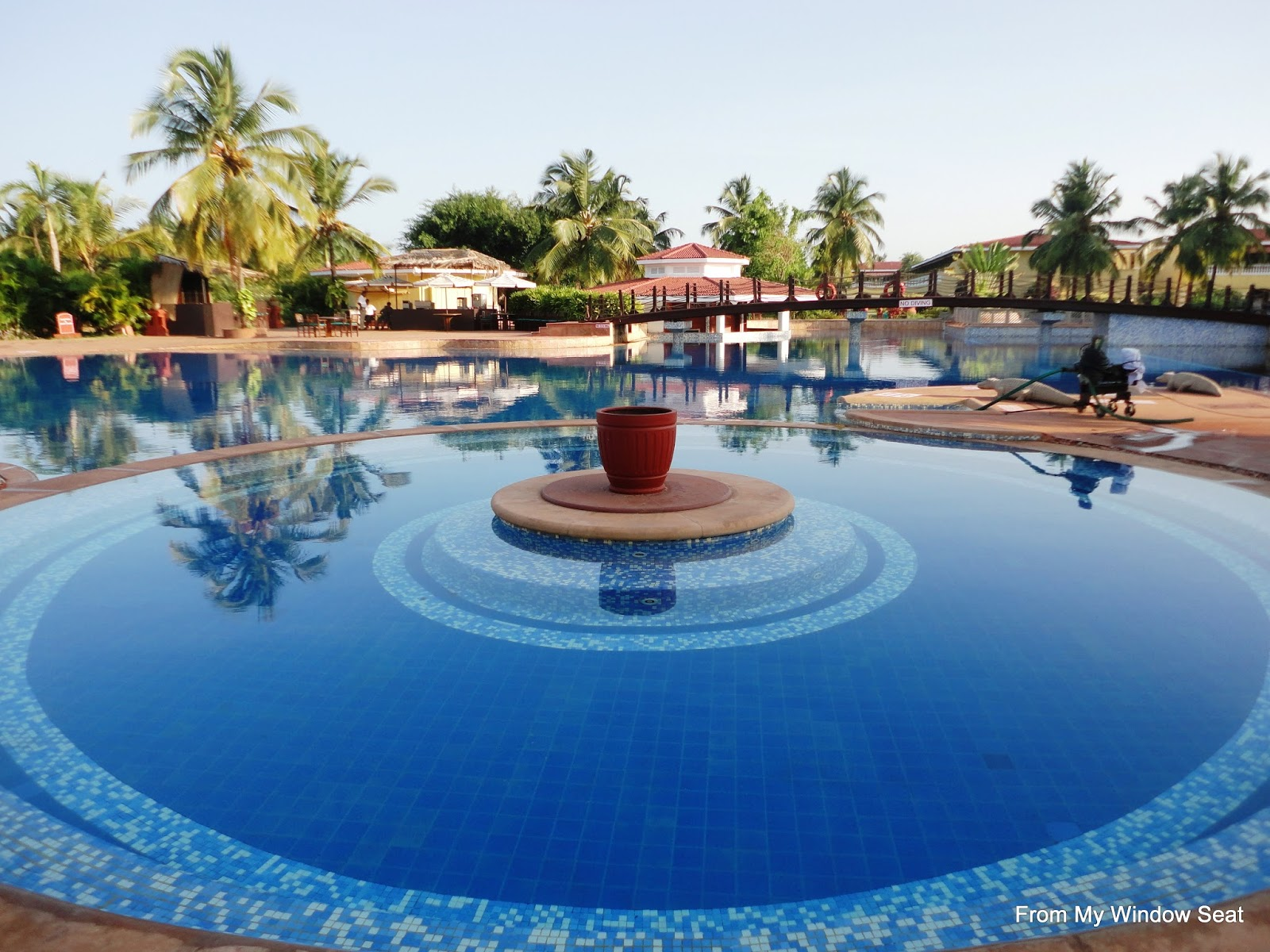 Anand Resorts Top 5 Beach Resorts In Goa From My Window Seat