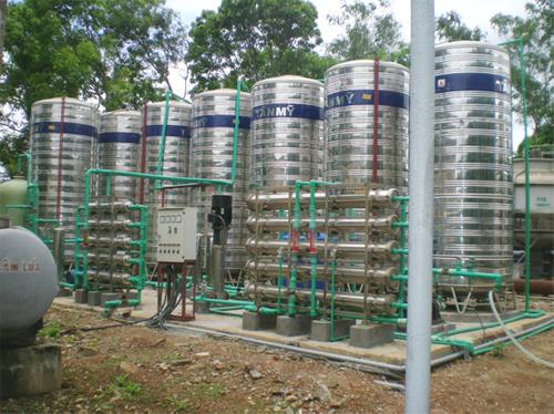 Máy lọc RO công nghiệp công suất lớn