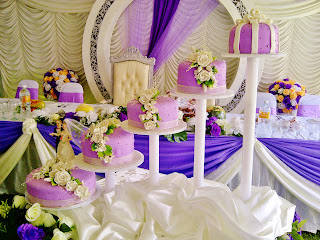 Just lildaisy ampang wedding cake tier for rent