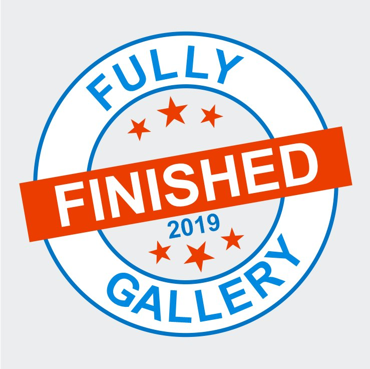 Fully-Finished Gallery SAL 2019