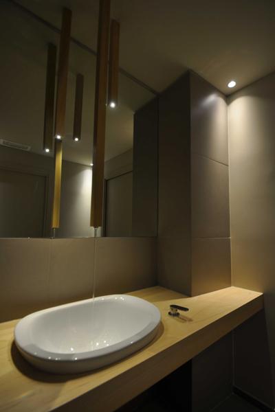 Arquitetura de Iluminação Iluminação LED em restaurante  ~ Quarto Tematico Japones