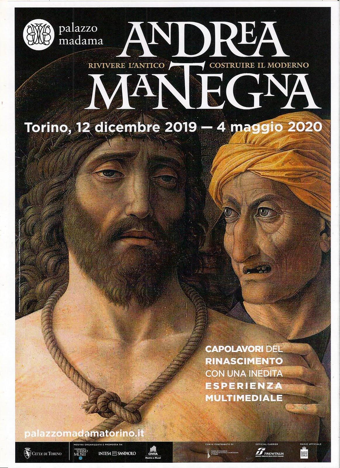 MANTEGNA A TORINO