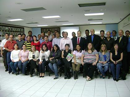La FRALC en la fundación de la Asociación Costarricense de Radioprotección