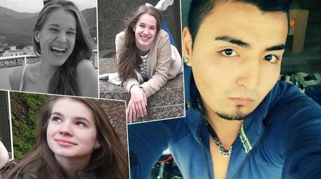 33 ετών ο «ανήλικος» Αφγανός που σκότωσε την 19χρονη κόρη Ευρωπαίου αξιωματούχου και είχε φυλακιστεί στην Ελλάδα!