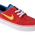 Nike SB Janoski Laser Crimson Atomic Mango