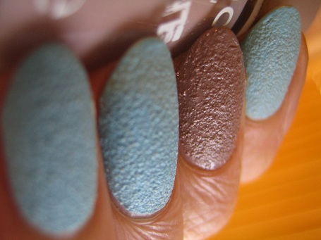 Effect Texture Barry m Textured Nail Effect