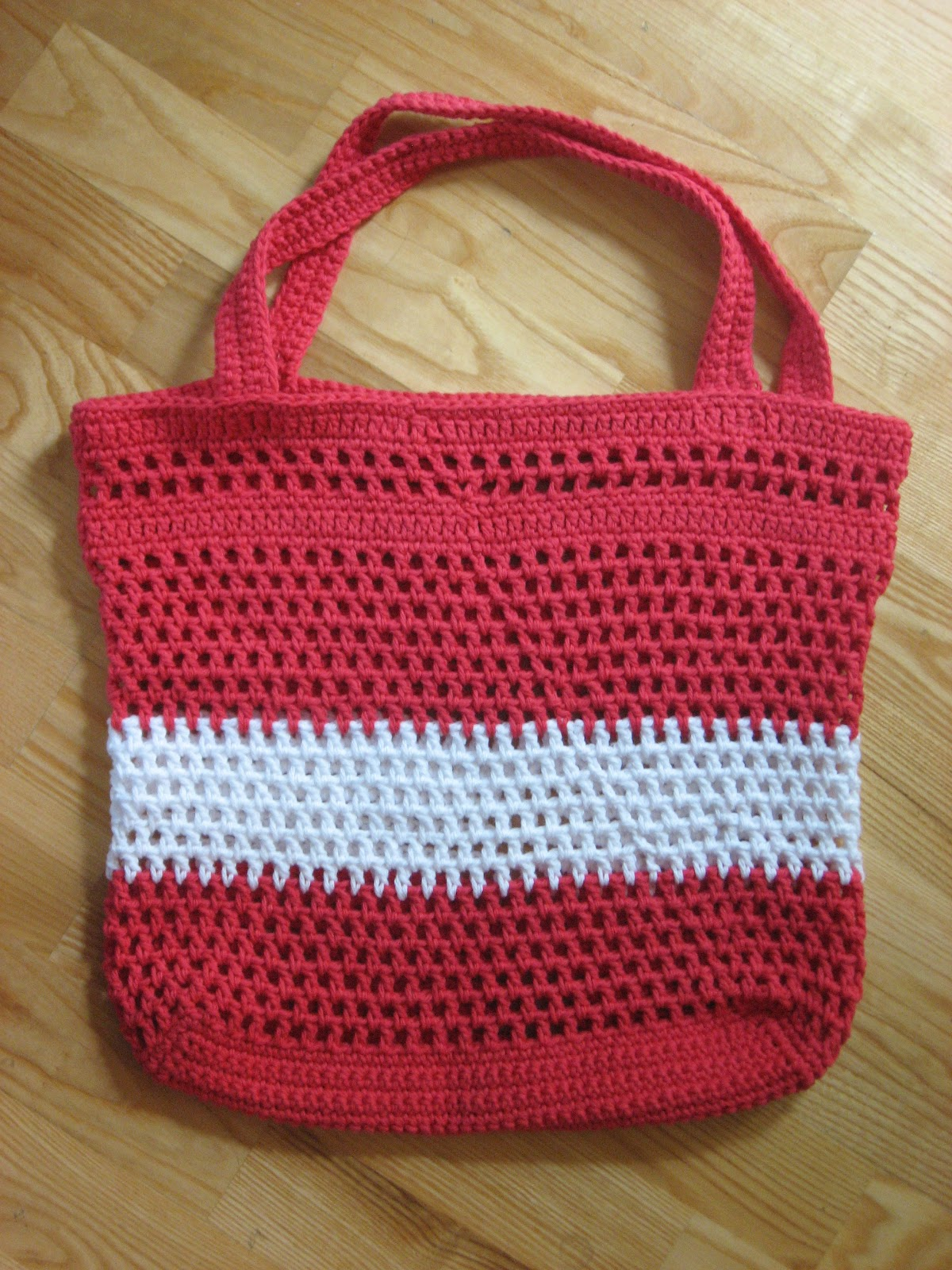 Crochet Projects: Market Bags Part 2
