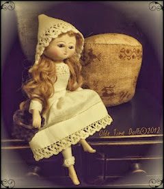 Queen Anne Style Doll