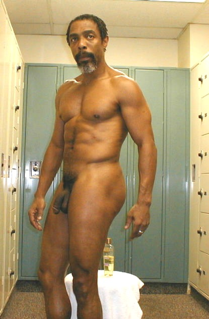 Mature Black Gay Men