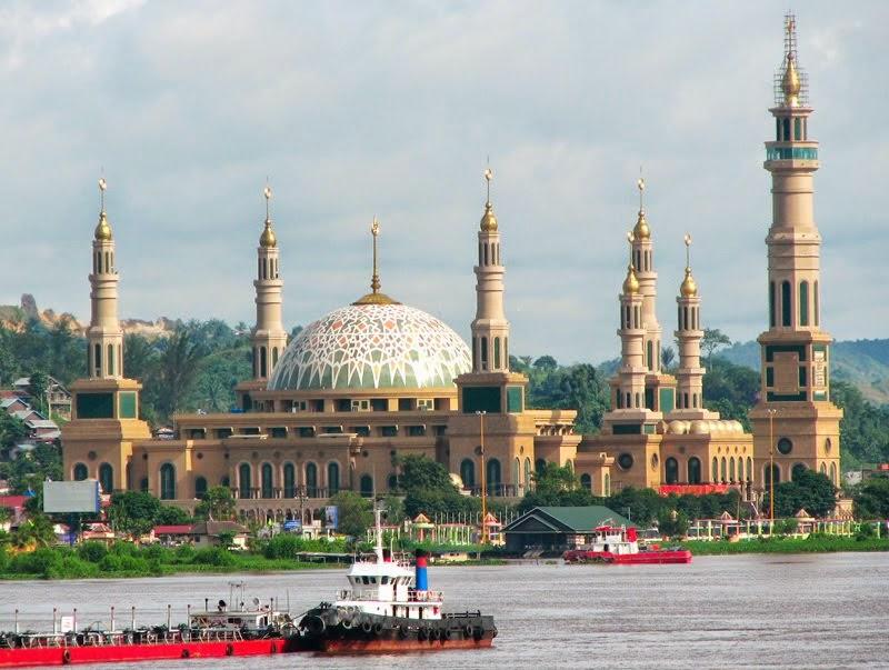 Masjid Islamic Centre - Samarinda