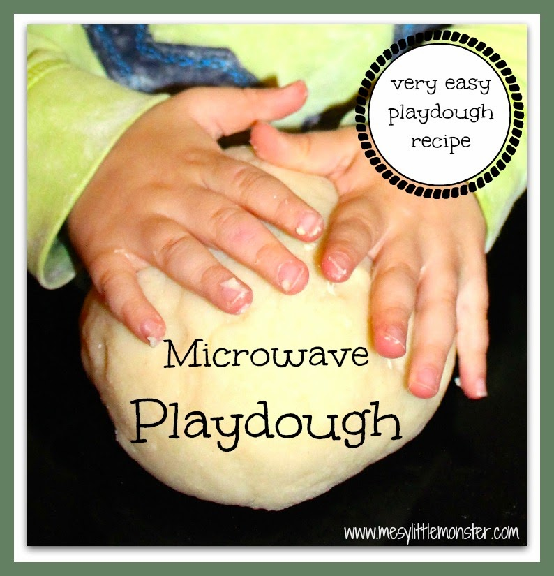 http://www.messylittlemonster.com/2014/11/how-to-make-playdough-easy-microwave.html