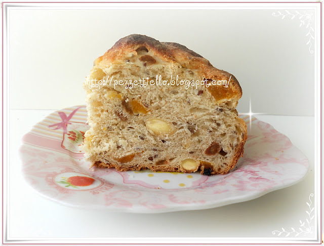 Pane semi dolce