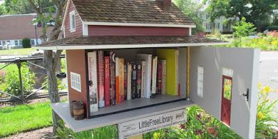 Lima Perpustakaan Paling Kreatif di Dunia