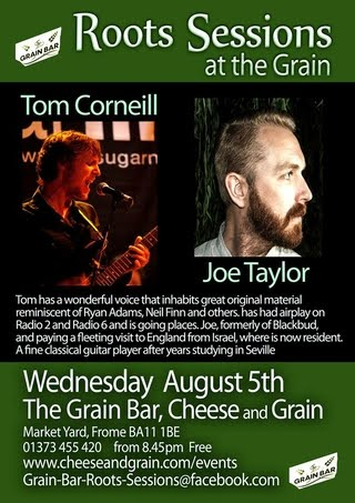 Live at Cheese and Grain, Frome