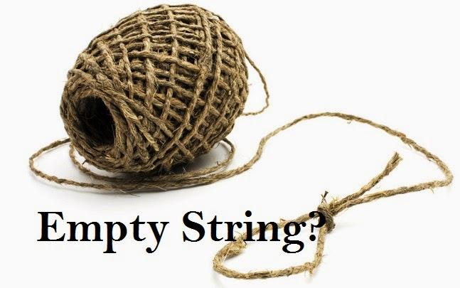 java sun string: